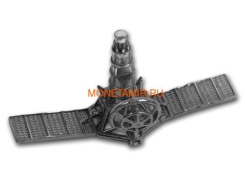 Южная Африка 2 ранда + 2,5 цента 2019 Аполлон 11 и Рейнджер Космос Набор 2 Монеты (2019 South Africa R2 and 2,5c Inventions Polymer Putty Moon Landing Silver Proof Set).Арт.75 (фото, вид 5)