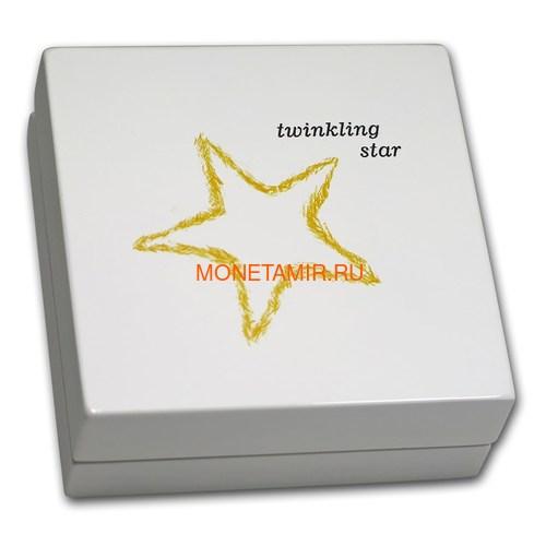 Палау 5 долларов 2018 Мерцающая Звезда (Palau 5$ 2018 Twinkling Star 1 oz Silver Coin).Арт.65 (фото, вид 6)