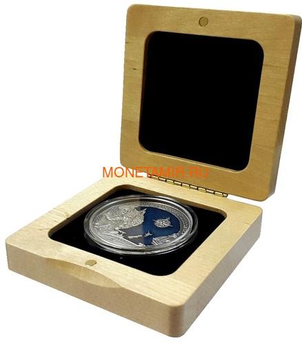 Соломоновы Острова 10 долларов 2020 Капитан Кук 250 лет Первому Путешествию (Solomon Isl 10$ 2020 Captain Cook Voyage of Discovery 250th Anniversary High Relief Enamel 3 Oz Silver Antique Coin).Арт.65 (фото, вид 5)