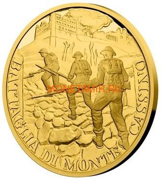Ниуэ 4х25 долларов 2019 Великая Отечественная Война 1944 Битва Монте-Кассино Операция Оверлорд Операция Маркет Гарден Битва Лейте (Niue 4х25$ 2019 Set Gold Coins War 1944 Battle of Monte Cassino Operation Overlord Operation Market Garden Battle of Leyte). (фото, вид 4)