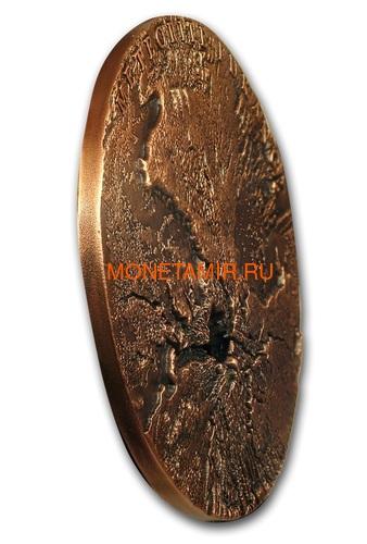 Ниуэ 5 долларов 2018 Метеорит Фукан Мир Метеоритов Космос (Niue 5$ 2018 Meteorite Fukang Spase 2Oz Silver Coin).Арт.001188257843/65 (фото, вид 1)