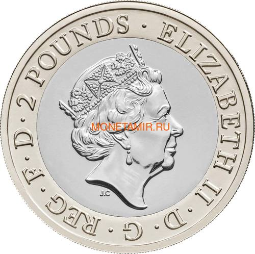 Великобритания Полный Годовой Набор 2020 (The 2020 UK Brilliant Uncirculated Annual Coin Set).Арт.65 (фото, вид 6)