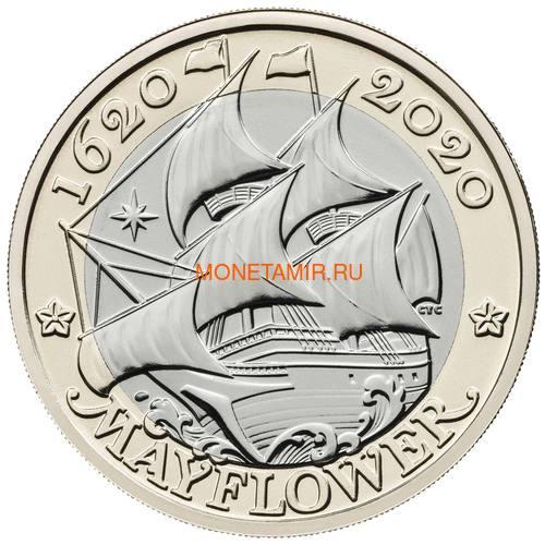 Великобритания Полный Годовой Набор 2020 (The 2020 UK Brilliant Uncirculated Annual Coin Set).Арт.65 (фото, вид 7)