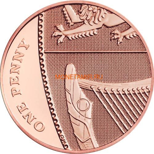 Великобритания Полный Годовой Набор 2020 (The 2020 UK Brilliant Uncirculated Annual Coin Set).Арт.65 (фото, вид 13)