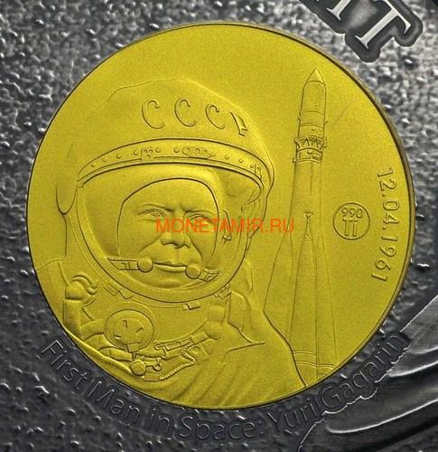 Фиджи 10 долларов 2019 Титаны Космических Полетов 0,5 Кило (Fiji 10$ 2019 Titans of Spaceflight 0,5 Kilo Silver Coin).Арт.Е85 (фото, вид 3)