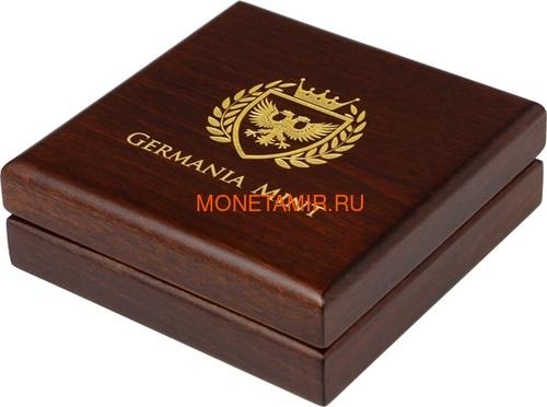 Германия 100 марок 2020 Германия Орел (Germania 100 Mark 2020 Gemania 1oz Gold Coin BU).Арт.27022019001500E/75 (фото, вид 2)