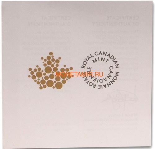 Канада 200 долларов 2020 Бриллиант Черная Метка Круг ( Canada 200$ 2020 Forevermark Black Label Round Diamond 1oz Gold Coin ).Арт.92 (фото, вид 7)