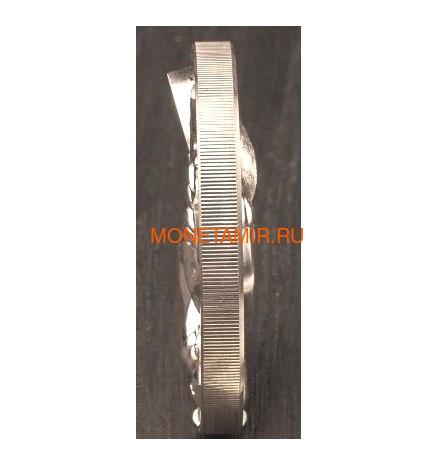 Монголия 500 тугриков 2020 Величественный Орел ( Mogolia 500T 2020 Majestic Eagle 1oz Silver Coin ).Арт.92 (фото, вид 4)