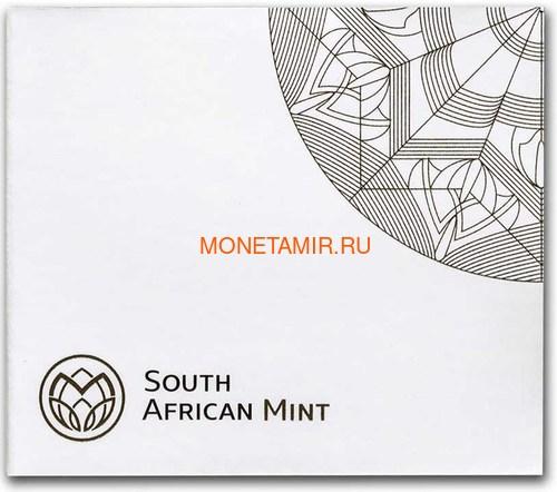 Южная Африка 50 рандов 2021 Буйвол Большая Африканская Пятерка (South Africa 50 Rand 2021 Buffalo Big Five 1oz Gold Coin).Арт.92 (фото, вид 5)