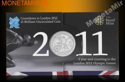 """""""Обратный отсчет 1 год до Олимпиады в Лондоне 2012"""" (фото, вид 1)"""