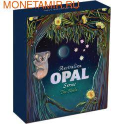 Австралия 1 доллар 2012.Коала - Опал. (фото, вид 3)