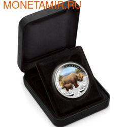 Тувалу 1 доллар 2012.Носорог серия Дикая природа в опасности.Арт.60 (фото, вид 2)