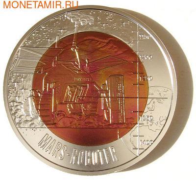 """Австрия 25 евро 2011.""""Роботизация"""". (фото, вид 1)"""