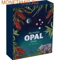 Австралия 1 доллар 2012.Вомбат - Опал.Арт.429541177 (фото, вид 3)