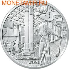Австрия 20 евро 2008. Паровоз kkStB 310. (фото, вид 1)