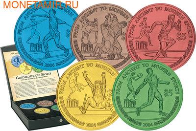 """Набор : """"История спорта - от античного до современного спорта"""" (фото, вид 2)"""