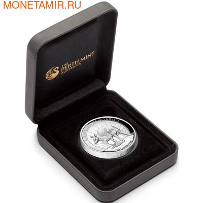 "Австралия 1 доллар 2011.""Кенгуру"". (фото, вид 2)"