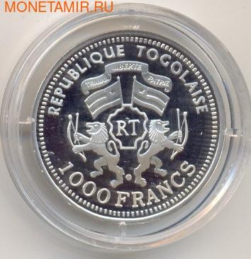 1000 франков. Martin Luther (фото, вид 1)