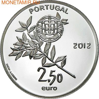 Португалия 2,5 евро 2012.Дзюдо - Олимпийские игры в Лондоне.Арт.000162040925/60 (фото, вид 1)