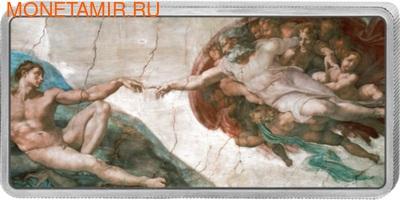 "500 летие - ""Сотворение Адама"" (фото, вид 2)"
