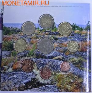 """Финляндия 3,88 евро 2013.""""Годовой набор евро"""" (фото, вид 1)"""