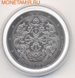 Бутан 250 нгултрум 2006.Морской календарь на 50 лет.Арт.000089213662 (фото, вид 1)