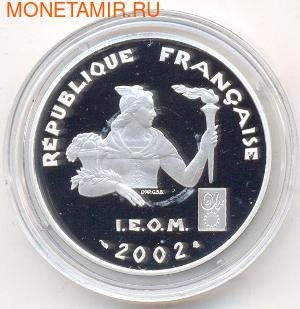 Французская Полинезия 200 франков 2002 Остров Муреа.Арт.000280042349 (фото, вид 1)