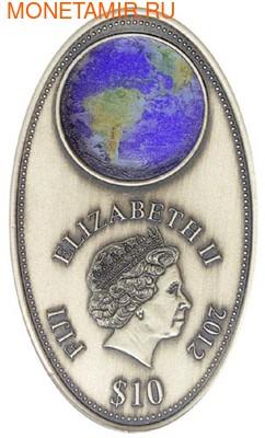Монета апокалипсиса. Атлант (фото, вид 1)