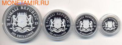 Набор монет: Африканская дикая жизнь. Арт: 000985542291 (фото, вид 1)
