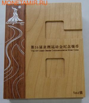 Китай 10 юаней 2009. Олимпийские игры в Пекине-2008 (фото, вид 3)