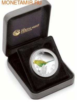 Австралия 50 центов 2013. «Волнистый попугайчик» – серия «Птицы Австралии».Арт.000172742833 (фото, вид 2)