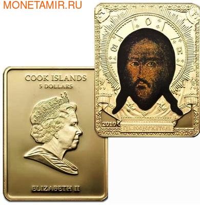 Икона-Спас Нерукотворный. Святой лик Христа (фото, вид 1)