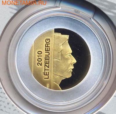 Люксембург 5 евро 2010 Арника Флора и Фауна Люксембурга (Luxemburg 5 Euro 2010 Flower Arnica).Арт.000561648725/60 (фото, вид 2)