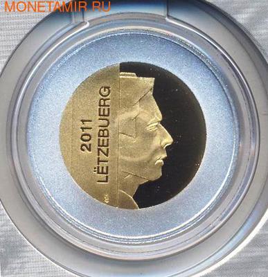 Люксембург 5 евро 2011 Выдра Флора и Фауна Люксембурга (Luxemburg 5 Euro 2011 Otter).Арт.000377737541/60 (фото, вид 2)