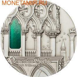 Палау 10 долларов 2013.Венецианская готика - серия Тиффани.Арт.60 (фото, вид 1)