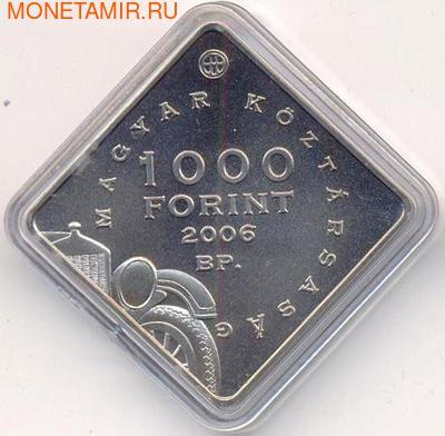 Форд Т. Венгрия 1000 форинтов 2006. Unc (фото, вид 1)