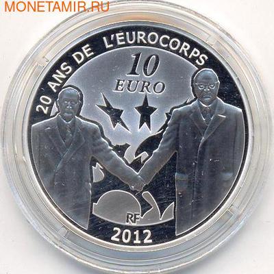 Франция 10 евро 2012. Европа 2012. (фото, вид 1)