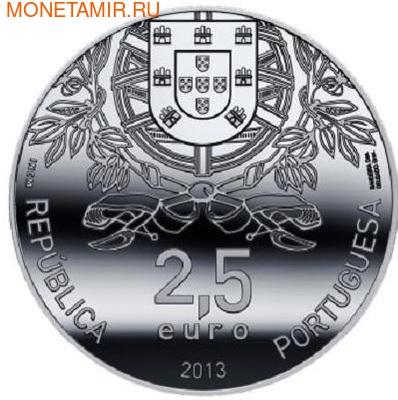 Португалия 2,5 евро 2013.Международный красный крест.Арт.60 (фото, вид 1)