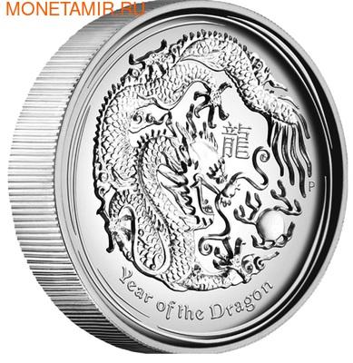 Австралия 1 доллар 2012. Год Дракона. (фото, вид 1)