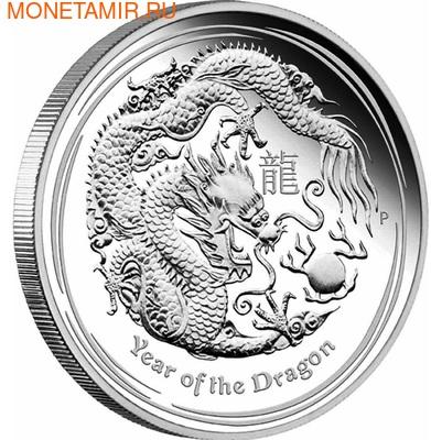 Австралия 1 доллар 2012.Год Дракона - Лунный календарь.Арт.000493237372/60 (фото, вид 1)