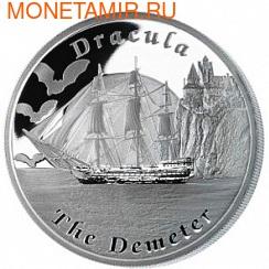 Тувалу 1 доллар 2013.Корабль – Деметр (DEMETER) серия Знаменитые корабли которые никогда не ходили в плавание.Арт.000276344894/60 (фото, вид 1)