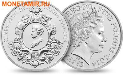 Великобритания Полный Годовой Набор 2014 (The 2014 UK Brilliant Uncirculated Annual Coin Set).Арт.60 (фото, вид 1)