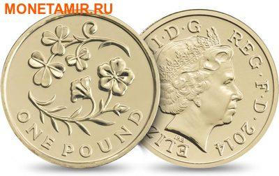 Великобритания Полный Годовой Набор 2014 (The 2014 UK Brilliant Uncirculated Annual Coin Set).Арт.60 (фото, вид 5)