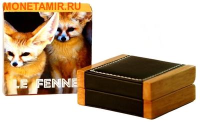 Нигер 1000 франков 2013 Лиса Фенек серия Великолепные животные Африки.Арт.001000047533 (фото, вид 2)