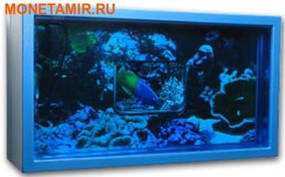 Ниуэ 1 доллар 2013. «Королевская Грамма» серия «Тропические коралловые рыбы».Арт.000322246466 (фото, вид 2)