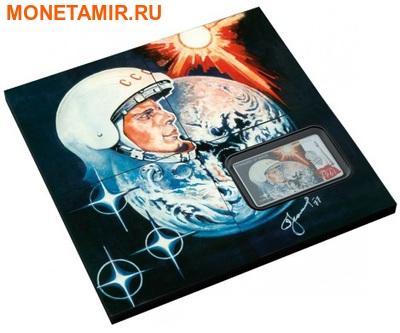 Ниуэ 2 доллара 2011.Юрий Гагарин – Покорение Космоса.Арт.000281346431/60 (фото, вид 2)