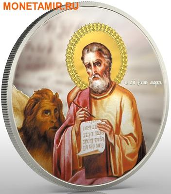 Ниуэ набор из 4 монет 2 доллара 2011. «Евангелисты - Матвей, Марк, Лука, Иоанн» серия «Православные Святыни» Арт.001329846406 (фото, вид 2)
