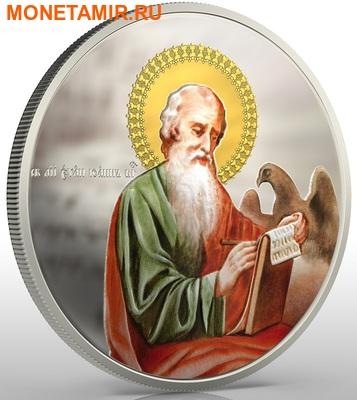 Ниуэ набор из 4 монет 2 доллара 2011. «Евангелисты - Матвей, Марк, Лука, Иоанн» серия «Православные Святыни» Арт.001329846406 (фото, вид 4)
