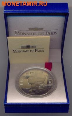 Франция 10 франков 2000. «Марианна пятой республики 1962» серия «2000 лет Французским монетам».Арт.000400047552 (фото, вид 2)
