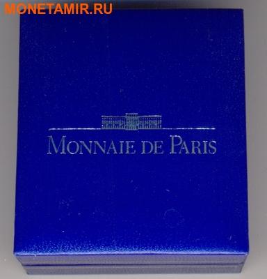 Франция 10 франков 2000. «Марианна пятой республики 1962» серия «2000 лет Французским монетам».Арт.000400047552 (фото, вид 3)